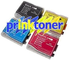 B-LC970 SET INK COMPATIBLE WITH BROTHER DCP-330C,MFC-440CN,MFC-5460C,FAX-1355/60