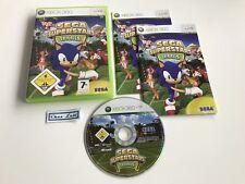 Sega Superstars Tennis - Microsoft Xbox 360 - PAL FR - Avec Notice