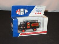 AHL 1:64 DIECAST HARTZ CANARY BIRD MODEL GMC DELIVERY TRUCK HARTOY NEW IN BOX