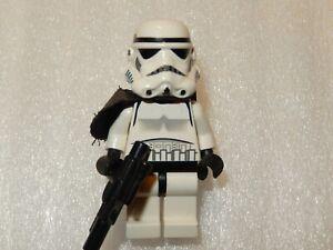 minifig lego STAR WARS SW0271 - Sandtrooper - Black Pauldron (Solid) -  8092