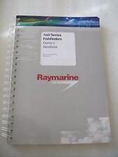 Raymarine hsb2 Series Fishfinder  Owner's Handbook Manual FREE P&P