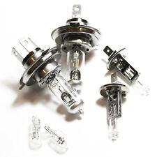 Mazda Tribute 100w Clear Xenon HID High/Low/Fog/Side Headlight Bulbs Set