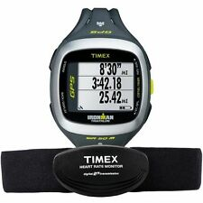 Timex T5K743 Ironman Run Trainer 2.0 GPS Trainingscomputer