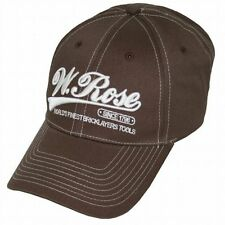 W Rose Hat