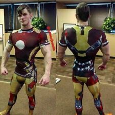 Under Armour Alter Ego IRON MAN Compression Shirt