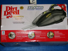 Dirt Devil Scorpion Handheld Vacuum Cleaner, Part Of A Raffle Prize.