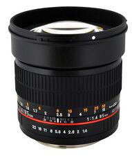 Film Manual for Pentax Camera Telephoto Lenses