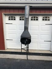 """Antique Blacksmith Forge Buffalo Forge Co. Bufco Blower USA Works Great 7' 9"""""""