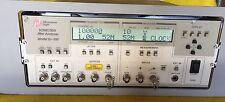 Microwave Logic SJ-300 Laboratory Desktop SONET/SDH Jitter Analyzer System