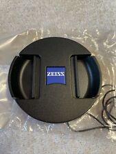 Original ZEISS 58mm Front Lens Cap