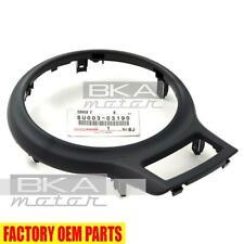 JDM Toyota 13-16 Scion FRS 86 GT86 RC Black Center Console Ring Trim Genuine OEM