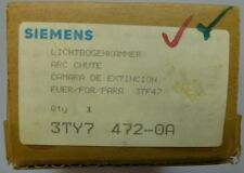 Siemens 3TY7 472-OA, 3TY7 472-0A Arc Chute for 3TF47 Contactor
