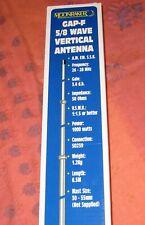 Amateurfunk Antenne 10-80m Vertikal