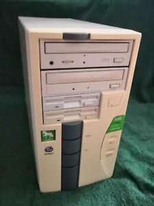 Retro AT PC AMD K6-2 450, 256 MB, Elsa Gladiac 511 GeForce 2, 13,5 GB IBM HDD