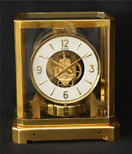 Jaeger LeCoultre Atmos Clock, Model 528-6, Cleaned, Serviced, Timed, Runs Great