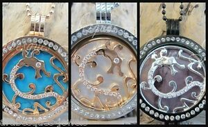 2x LARGE COINS/MONEDA ONLY FOR GENUINE MI MILANO NECKLACE/PENDANT/KEEPER/DRAGON