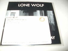 LONE WOLF - GHOSTS OF HOLLOWAY - 2013 PROMO CD SINGLE