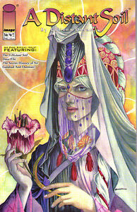 A DISTANT SOIL #34 - 64 Page Issue - Back Issue