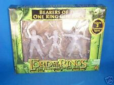 THE LORD OF THE RINGS BEARERS OF THE ONE RING GIFT PACK ACTION FIGURE