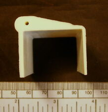 MORLEY HELICOPTER PART OMR/FDE (WHITE) - FAN DUCT EXTENSION