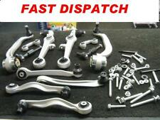 VW PASSAT FRONT LOWER SUSPENSION TRACK CONTROL ARMS LINKS FULL  KIT 16MM