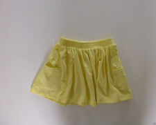 Patternless 100% Cotton Skirts (0-24 Months) for Girls