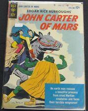 JOHN CARTER OF MARS #1 - 1952 (4.0)