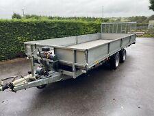 More details for ifor williams ct166 tilt bed trailer