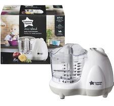 Tommee Tippee Mini-Blend Baby Food Blender (White) *NEW*