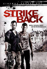 Strike Back: Cinemax Season One (DVD, 2015, 4-Disc Set)