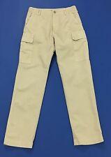 Replay blue jeans w31 44 45 pantalone cargo multitasche usati uomo slim T1549