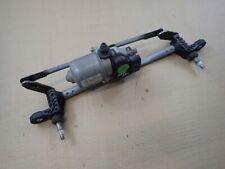 Mecanisme + moteur essuie glace avant - Fiat 500 année 2012