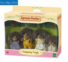 Sylvanian Families 4018 Igel Familie von Stachel Hedgehog Family Epoch Neu OVP