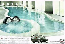 Publicité advertising 2007 (2 pages) Toyota 4X4 rav 4