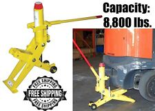 Esco Equipment 10435 - Fork Lift Jack Free Shipping! New Item! Perfect for Shops