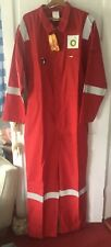 """BP Firefort Fire Retardent Nomex Overall Size XL 48"""" To 50"""" Height Upto 6ft 1"""""""
