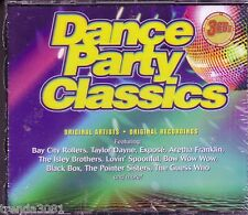 Dance Party Classics 3CD Classic 70s 80s LOVING SPOONFUL BOW WOW WOW BLACK BOX