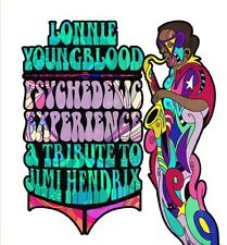 Lonnie Youngblood - Psychedelic Experience: Tribute to Jimi Hendrix [New CD] Man