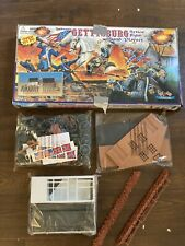 ~Authentic GETTYSBURG ACTION FIGURES AND PLAYSET~1995 BMC Toys