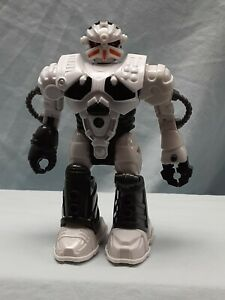 Cosmic Robot with Electric Sound, Blinking Lights and Walking Action