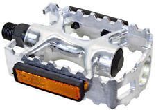 Sunlite Alloy Sport Pedals Sunlt Sport 1pc Aly 9/16in Sil