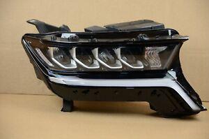 Mint! 2021 Kia Sorento EX LED Headlight Right RH Passenger Black Base LED