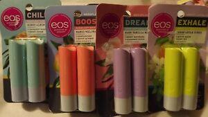 eos Flavor Lab (Assorted Flavors) .14oz Each > Super Soft Shea Lip Balm 2 Pack