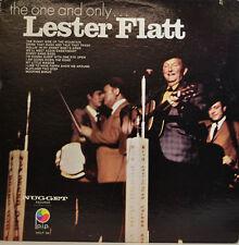 LESTER FLATT - THE UN SEUL ET UNIQUE - NUGGET RECORDS P.I.P. NRLP 104 LP (X283)