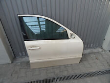 Mercedes Benz W211 E-Class Door Passenger Door Front Right Taxifarbe BJ2008