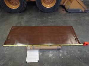 NOS Woodgrain Decal 1970 1971 Mercury Montego Villager Station Wagon 70 71 Wood