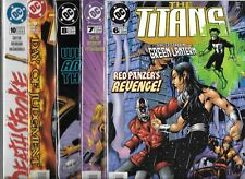 The Titans Lot Of 6 - #6 #7 #8 #9 Day Of Judgment #10 (Nm-) Teen Titans