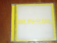 PET SHOP BOYS *CD  ' BILINGUAL ' 1996 EXC