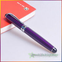 Jinhao x750 Fountain pen Fashion purple M nib new free shipping