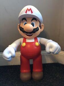Large 53cm Plastic Super Mario Figure - Great Condition